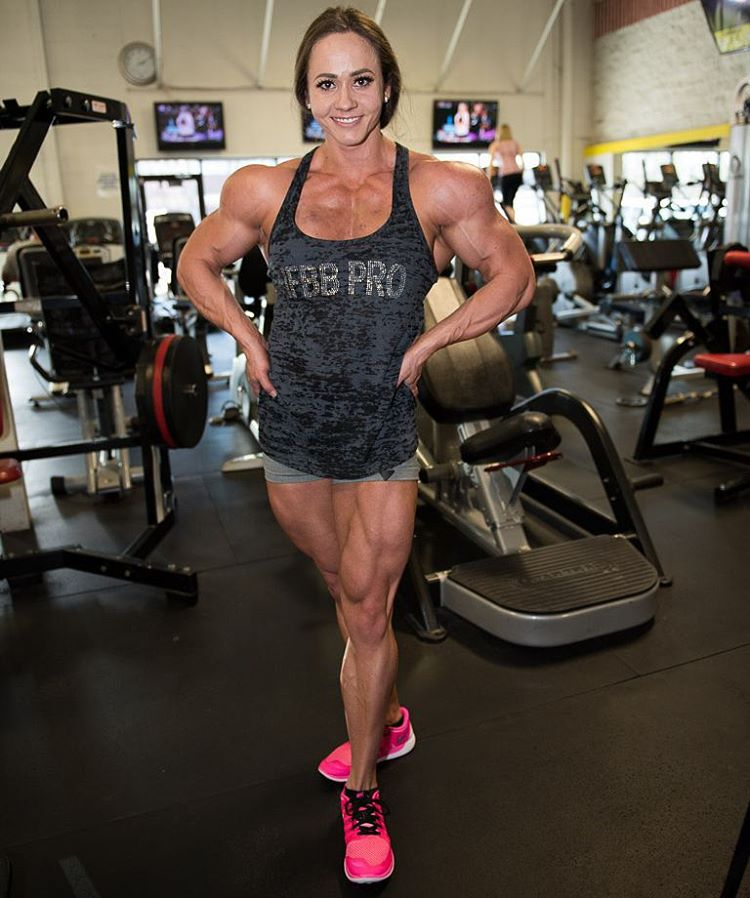 Rachael Loftis Beauty Muscle