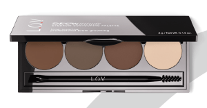 BROWttitude - Eyebrow Contouring Palette