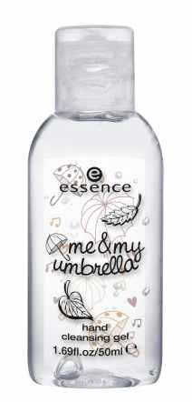 essence me & my umbrella – hand cleansing gel