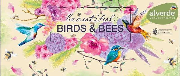 Beautiful Birds and Bees - die neue LE von alverde