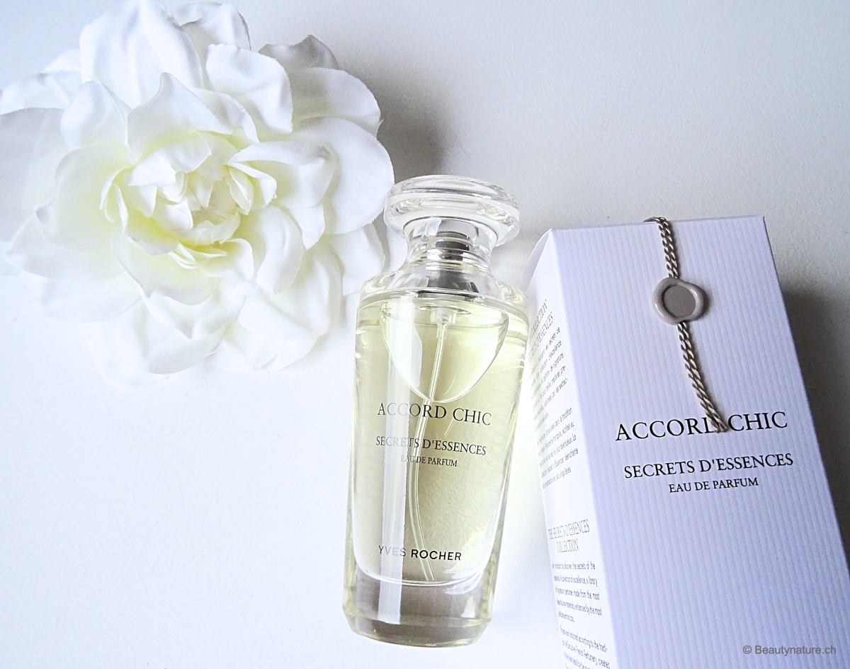 Review: Yves Rocher - Secrets d'Essence Accord Chic