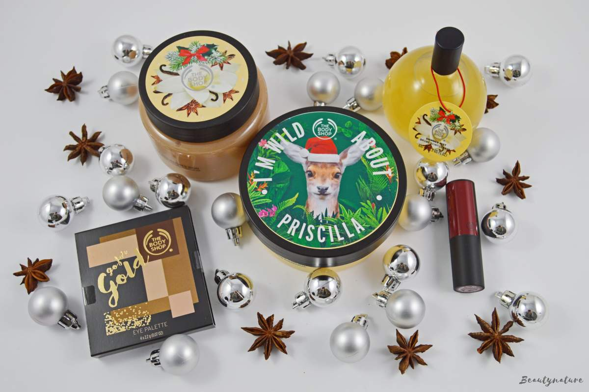 [:de]Weihnachten mit The Body Shop[:en]Christmas with The Body Shop[:]