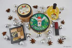 The Body Shop Christmas