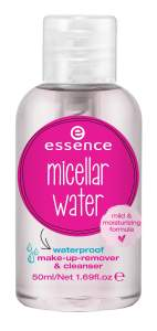 essence micellar water