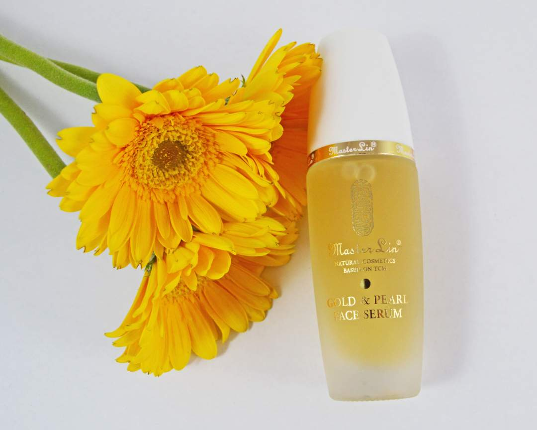 Master Lin Gold & Pearl Face Serum