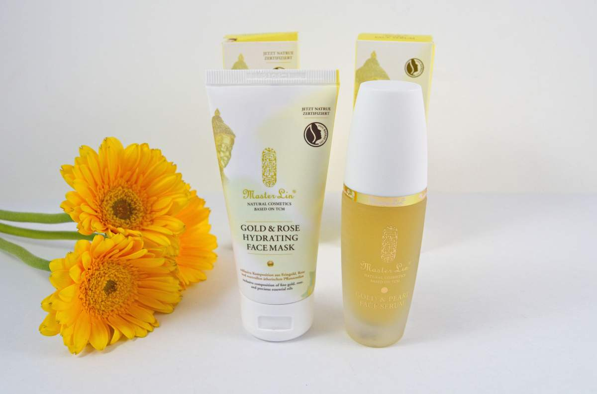 [:de]Review: Master Lin - Gold & Pearl Face Serum and Gold Rose Hydrating Face Mask[:en]Review: Master Lin - Gold & Pearl Face Serum und Gold Rose Hydrating Face Mask[:]