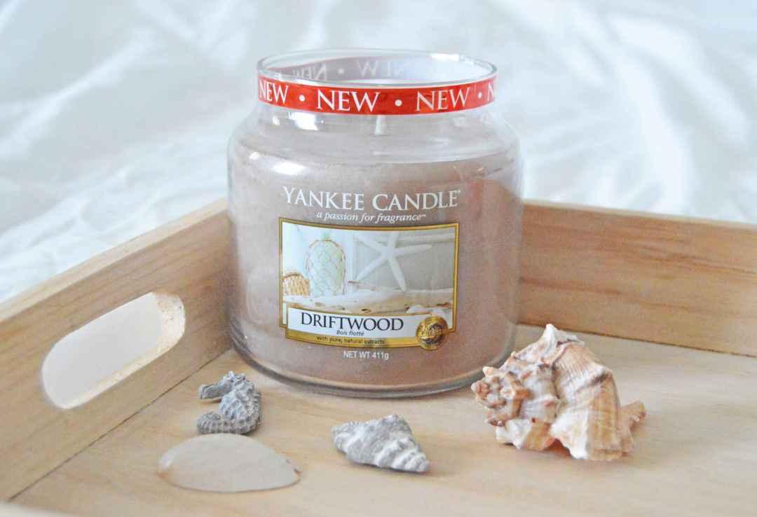 Yankee Candle - Driftwood