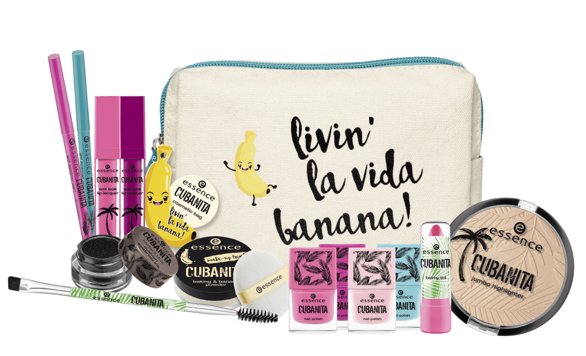 "Beauty News: essence trend edition ""cubanita"""