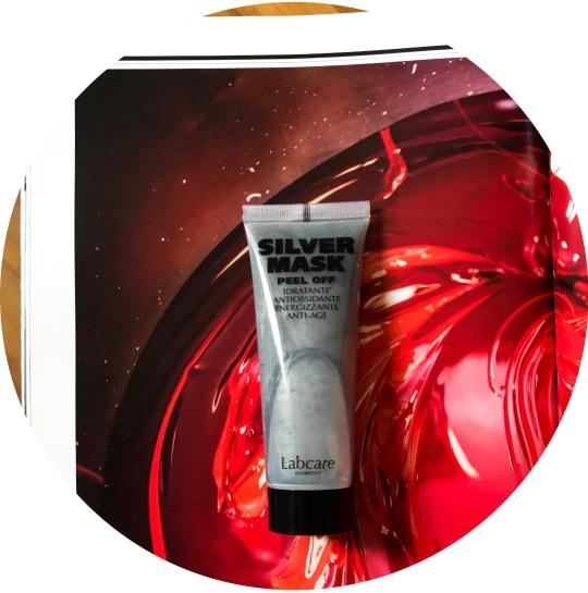 laccare cosmetics - silver mask