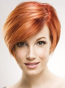 Red Hairstyle Medium Hairstyles Hair Highlights Hair Extensions