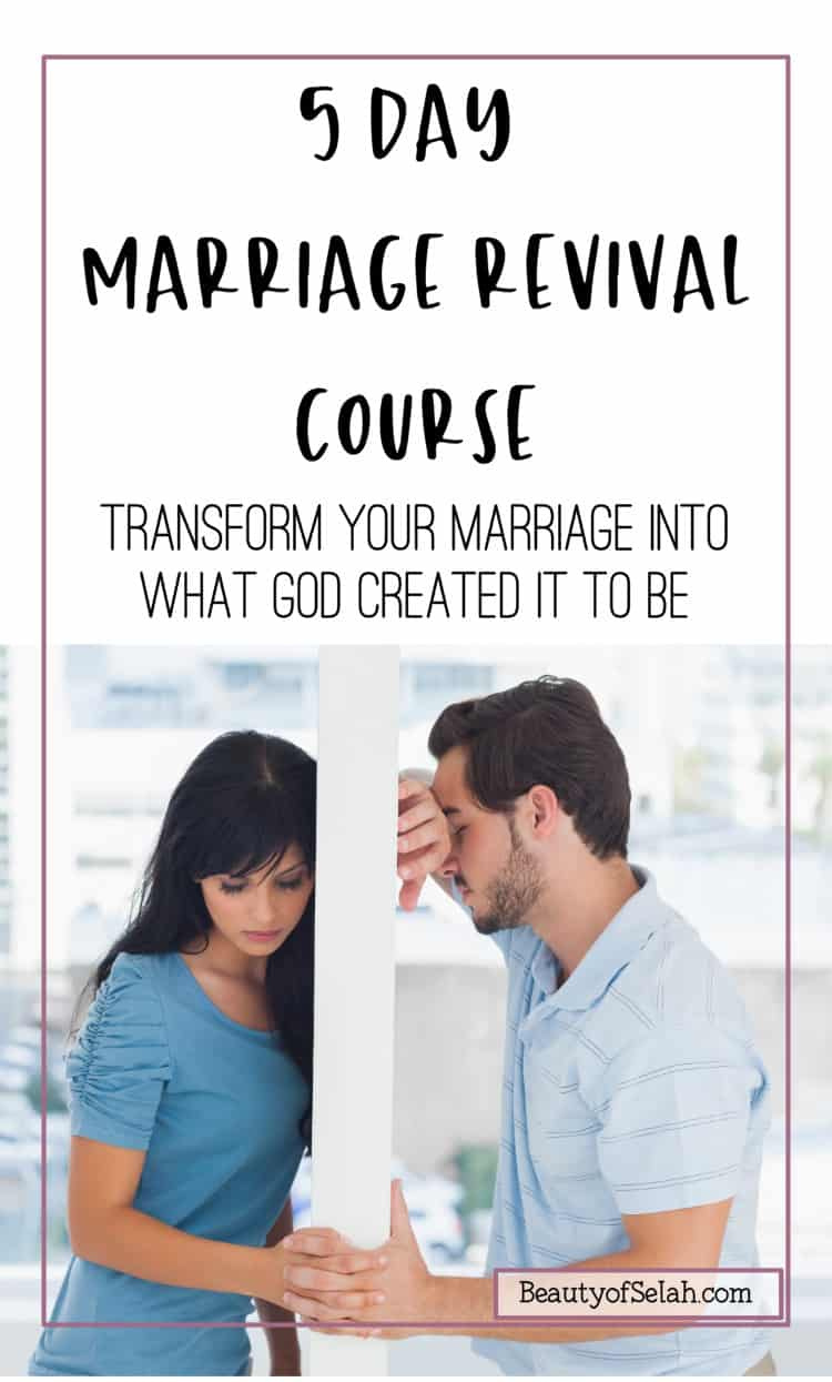 5 day marriage revival course #marriage #marriageadvice #christian