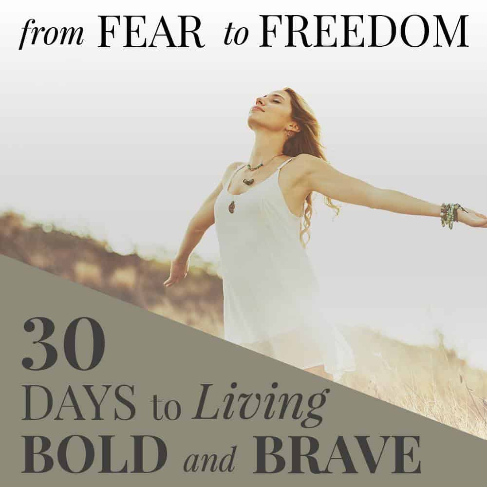 Fear-to-Freedom