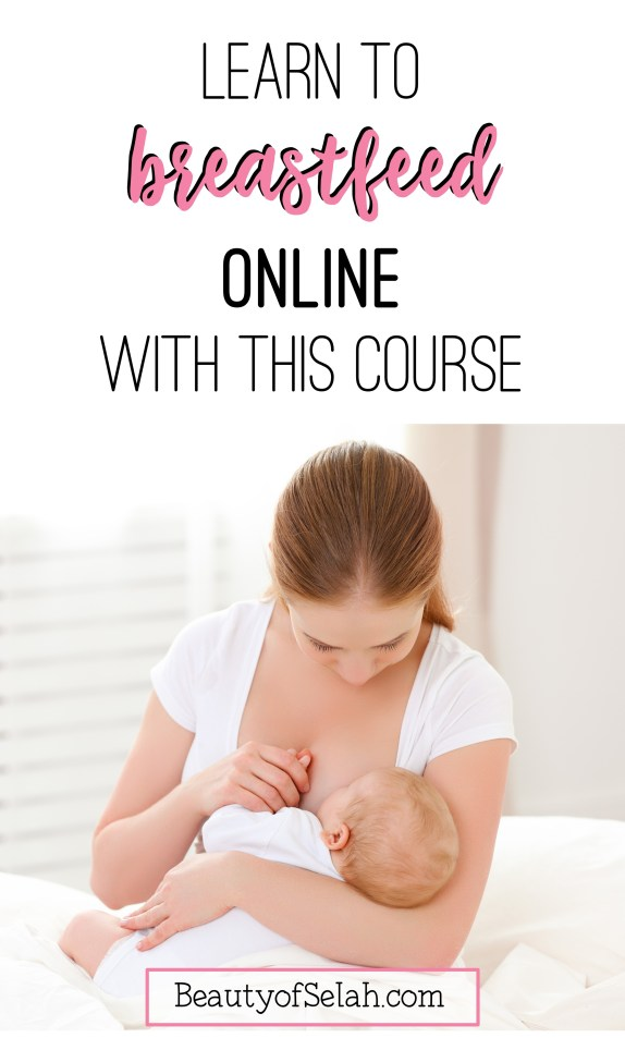 Learn the best tips for first time breastfeeding with this course