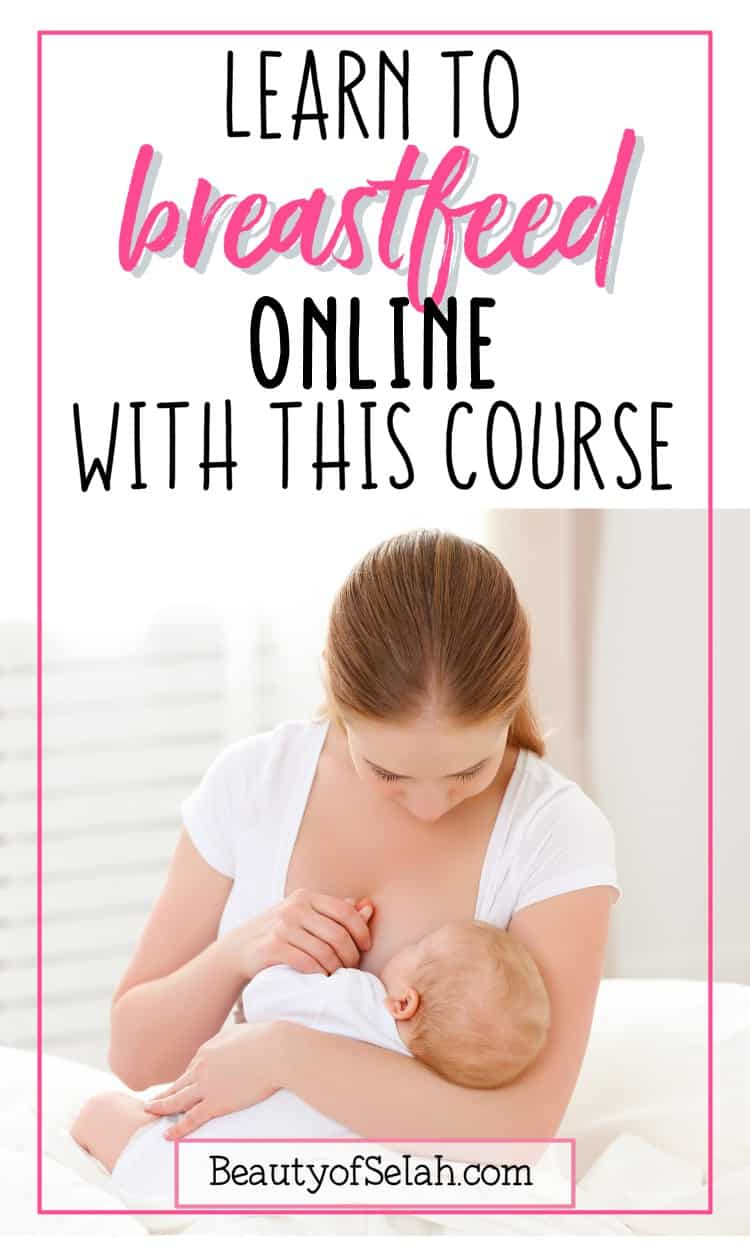 learn to breastfeed with this online course