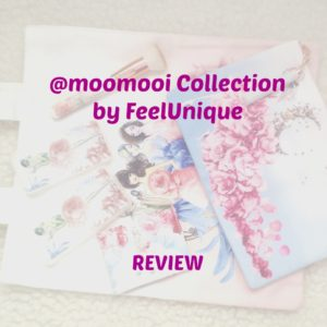 @moomooi Collection by FeelUnique || REVIEW