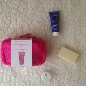 BeautyBox July/August || UNBOXING travel size products