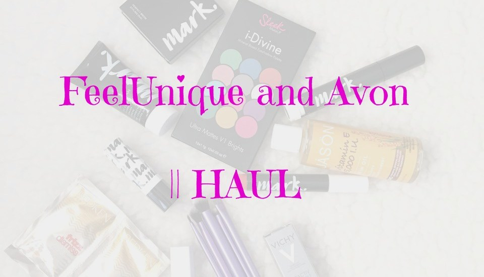 FeelUnique Avon Haul