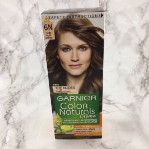 Garnier hair dye