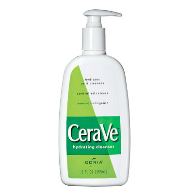 CeraVe Cleanser, Hydrating