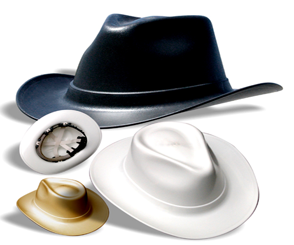 Hats and receding hairline