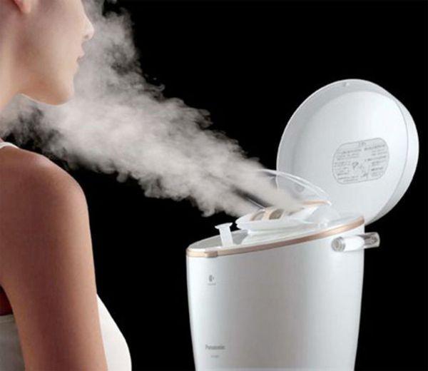 Homemade steam facials
