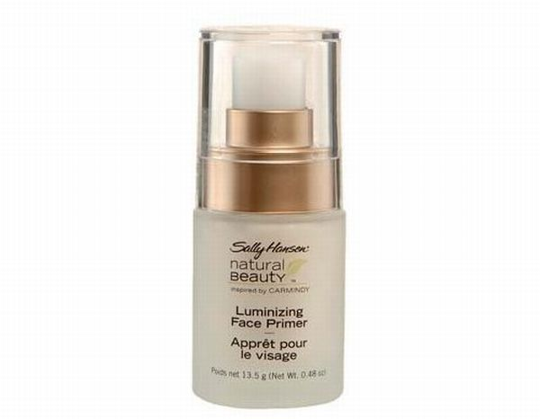 Sally Hansen Natural Beauty by Carmindy Luminizing Face Primer