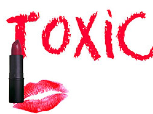 Toxins in beauty products