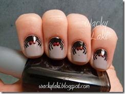 Halloween manicure 15