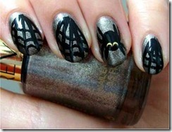 Halloween manicure 4