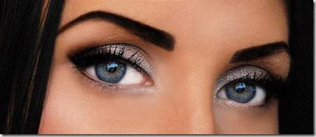 blue eyes makeup 818
