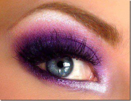 blue eyes makeup 828