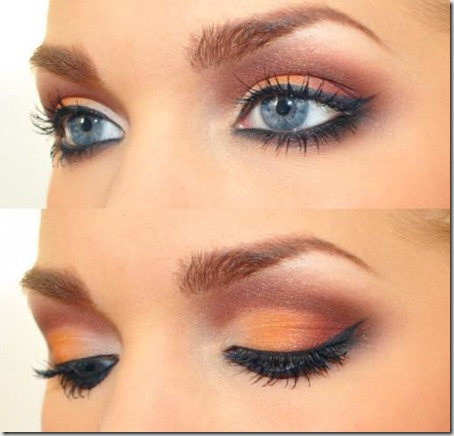 blue eyes makeup 834