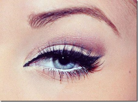 blue eyes makeup 861