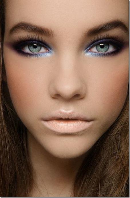 blue eyes makeup 867