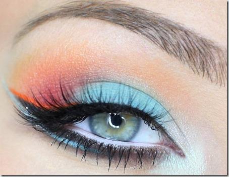 blue eyes makeup 885
