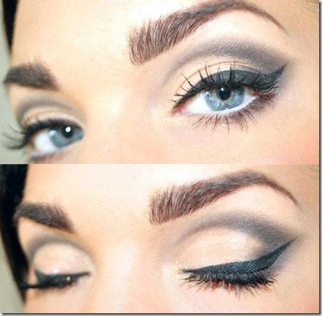 blue eyes makeup 890