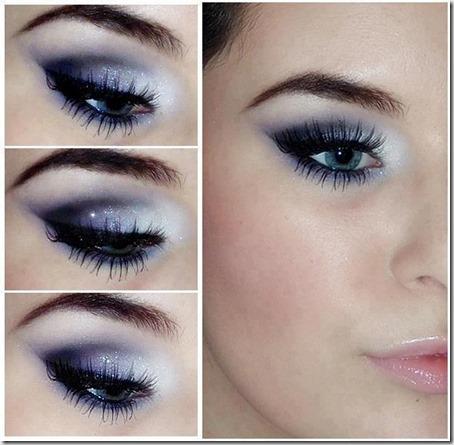 blue eyes makeup 914
