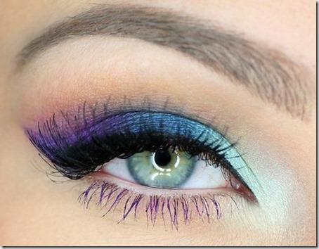 blue eyes makeup 916