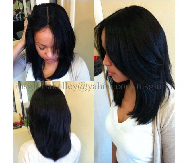 medium length hairstyles -8