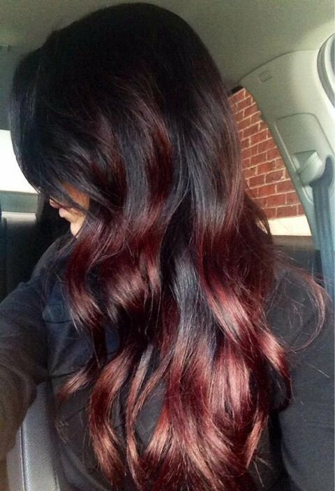 red-highlights-black-hair-1