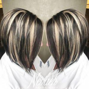 Tunsori bob cu suvite blonde 2020-04