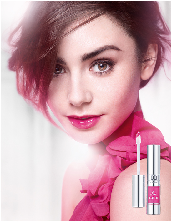 Lancome Lip Lover Collection For Spring 2014