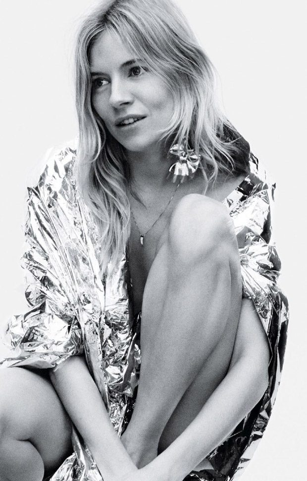 Sienna Miller Is The Cover Girl Of Allure Magazine May