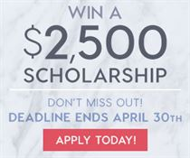 2500 Scholarship