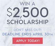 2500 Scholarship Beauty Schools Directory