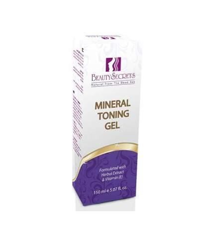 Gel tonifiant mineral beauty secrets