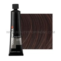 Goldwell TopChic 6VR Garnet Tube Hair Color - Beauty Stop ...