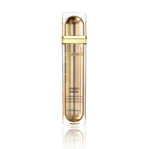 <br>GORDBOS</br> Prabangus makiažo valiklis su aukso dulkėmis – Golden power cleansing cream, 120ml