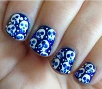 Halloween Nail Art, tante idee per unghie da brivido (Gallery)