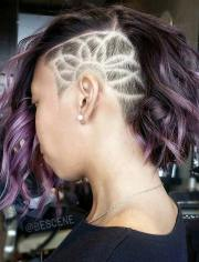estremamente rasatura capelli donne